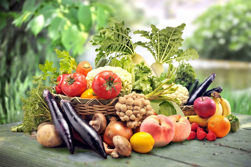 a study to determine fruit and vegetable consumption of a society Best study designs for increasing vegetable intake in  her team wanted to determine if using or not  and a moderate effect on fruit and vegetable consumption.