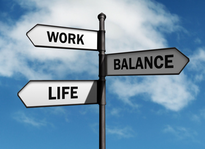 Obtaining Life Balance : Where Do I Start?