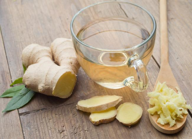 Ginger - Anti-Inflammatory and Analgesic in Dysmenorrhea