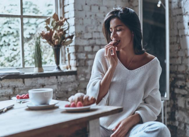Focus on Food—Eating Mindfully More Energy and Less Stress